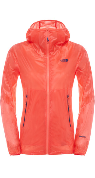 The North Face W's Fuse Eragon Jacket Orange Fuse
